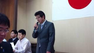本日の新聞報道に伴い、大阪維新の会府議会議員団総会にて松井一郎幹事長よりコメントがありました。
