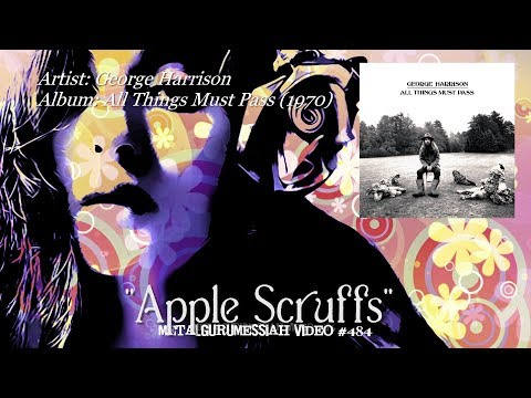 Apple Scruffs - George Harrison (1970) 96KHz/24bit FLAC 4K Video ~MetalGuruMessiah~