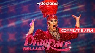 Drag Race Holland: dit zijn de hoogtepunten van aflevering 4 (video)