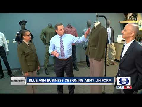 Blue Ash Company Redesigns Army Uniforms For A Sleek Throwback To WWII