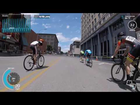 2016 Snake Alley Criterium - CAT 3 - Burlington, IOWA - 5/28/2016
