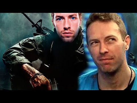 Coldplay's Chris Martin Reacts to 'Fix You' Cover, By Random CoD Player