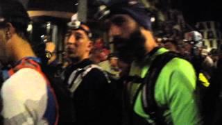 2015 Marathon du Mont Blanc Ultra 80km Départ 01