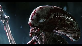 Elizabet shaw - Protoreina alien  - Protomorfo-   News .  Alien Covenant