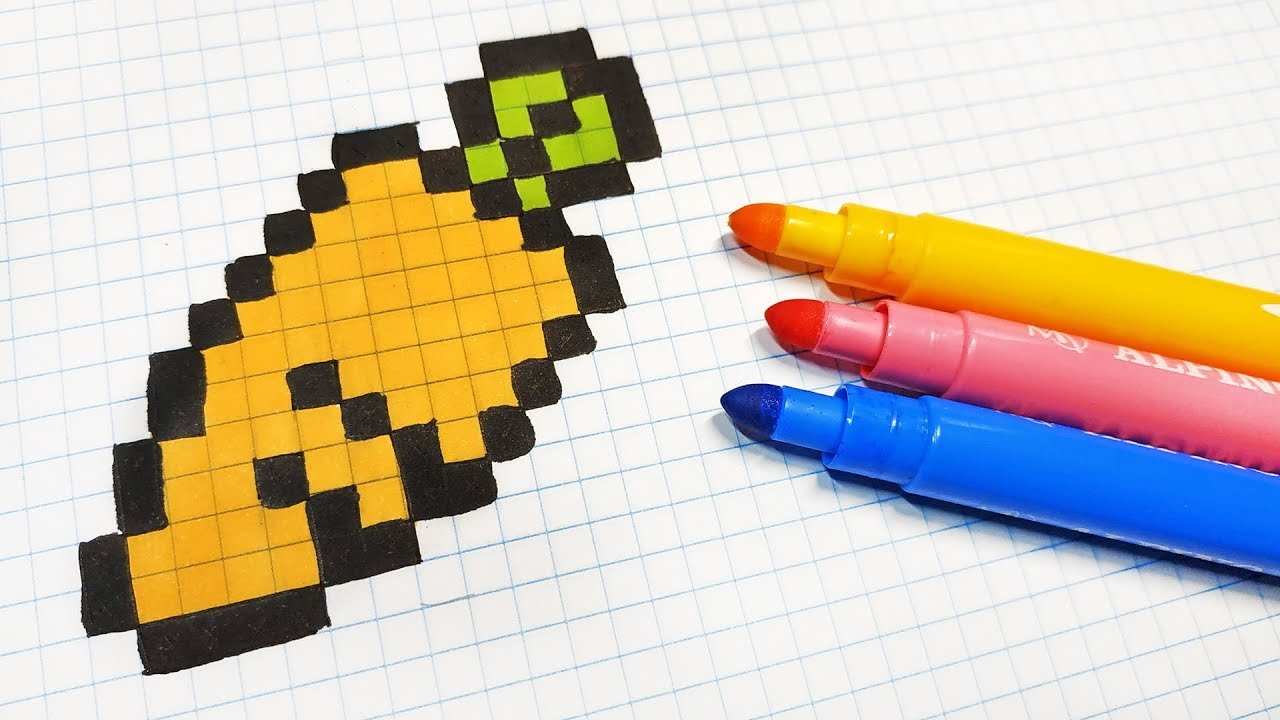 Handmade Pixel Art How To Draw A Carrot Pixelart Youtube Become a member and share your minecraft maps! handmade pixel art how to draw a carrot pixelart