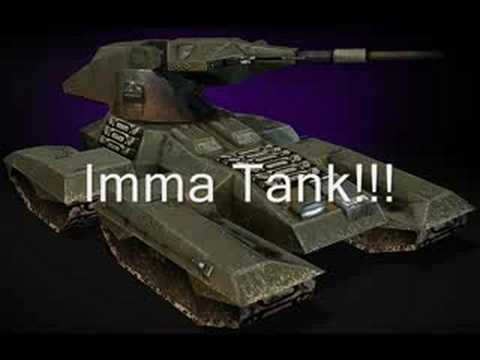 Imma Tank!!! WOW RAP