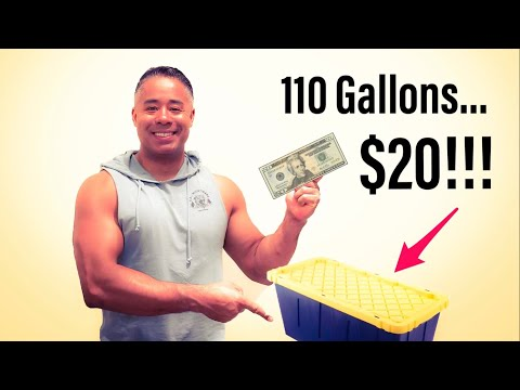 110-gallons-of-fish-tanks-from-home-depot-for-$20?!!!