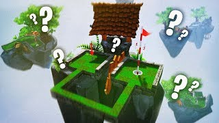 FINDING ALL THE HIDDEN HOLES!! - Mini Golf Funny Moments (Golf It Gameplay)