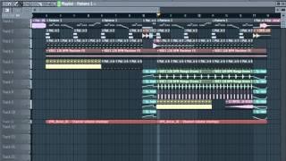 FL Studio Remake: Hardwell feat. Harrison - Sally + FLP