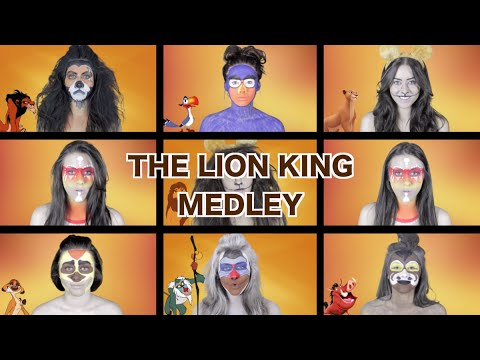 The Lion King Medley | Georgia Merry