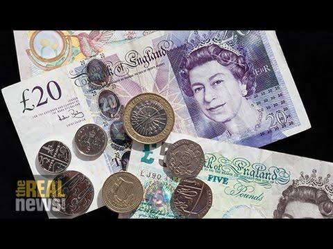 The Wilting UK Economy