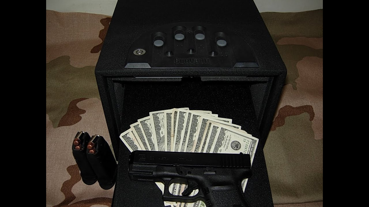 Gun Safe Reviews: The Best Options in 2017