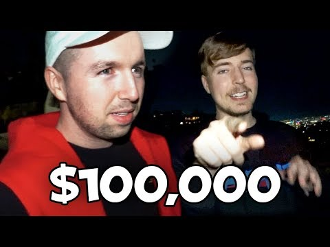 How I am Going to Win $100,000 from MrBeast