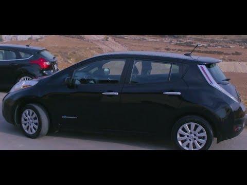 Nissan Leaf Vs  Ford Focus Electric - Cylinder