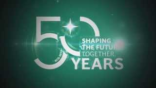 Celebrating The Boston Consulting Group's 50th Anniversary