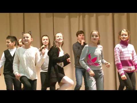 Ульяна,   репетиция 24 февр 2017, вокальная студия Форте, Минский дворец молодежи