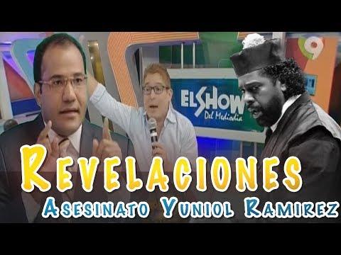 Salvador Holguin realiza declaraciones exclusivas sobre el Caso Yuniol Ramirez  - 1/2