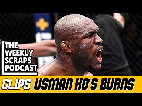 Kamaru Usman vs Gilbert Burns Recap | What's Next For The Champ? | #TWSClips