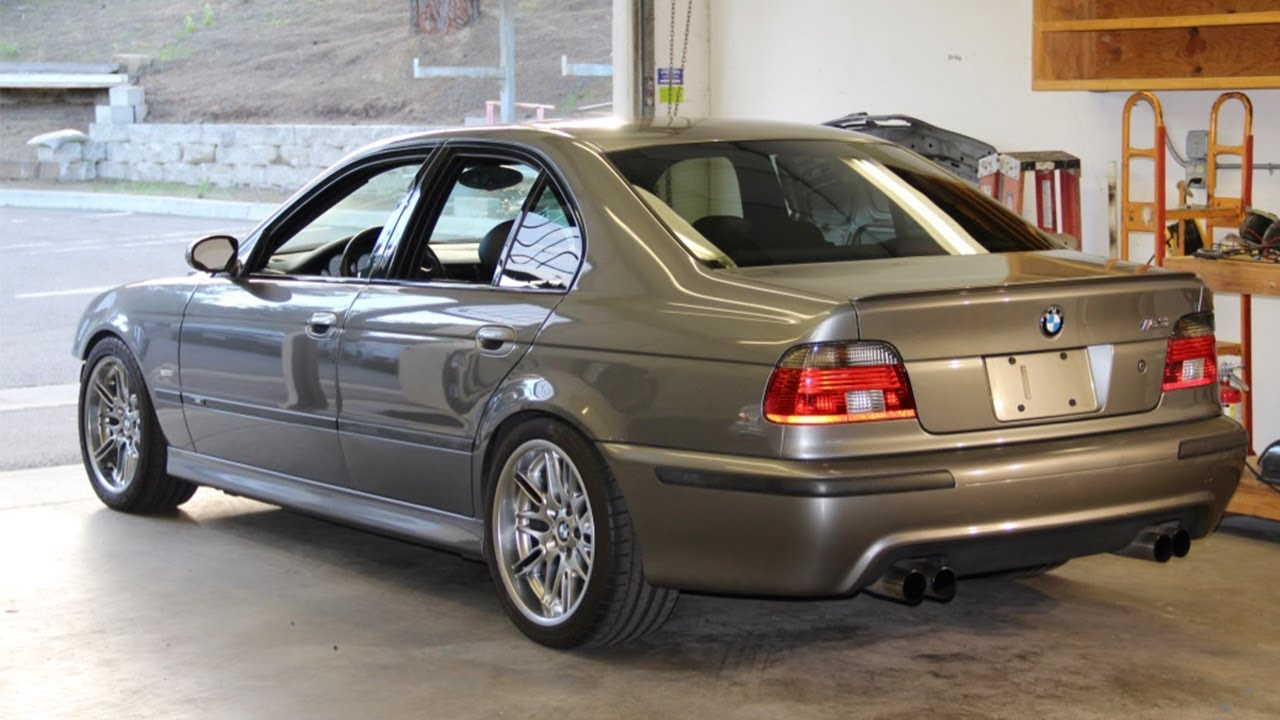 Part Out 2002 Bmw E39 M5 Cf90515 Youtube
