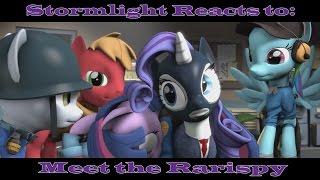 Stormlight Reacts to: Meet the Rarispy
