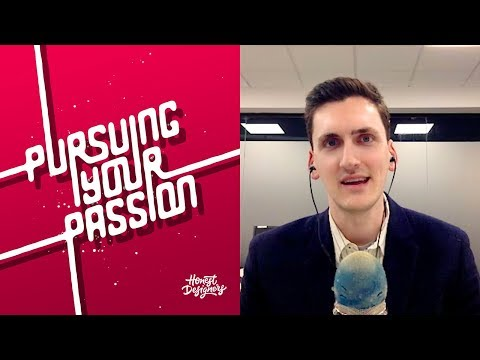 PURSUING YOUR TRUE PASSION IN DESIGN | Honest Designers Podcast Episode 49