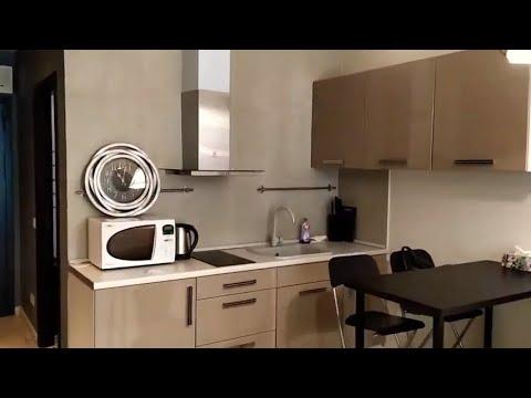 Обзор квартиры студии с Airbnb в Москве Ценители искусства