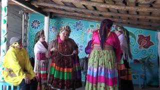 Свадебный обряд семейских  в селе Десятниково (жених так жених). Фильм второй.