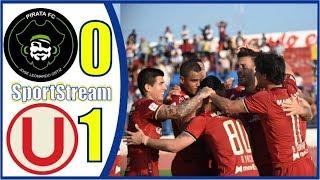 ANALISIS ⚽️ Pirata FC vs Universitario de Deportes ⚽️ Clausura 2019 - Liga 1 Peru Cup