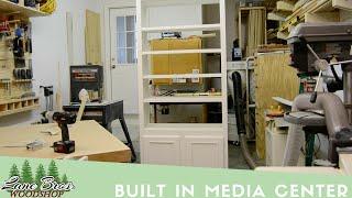 Built In Media Center