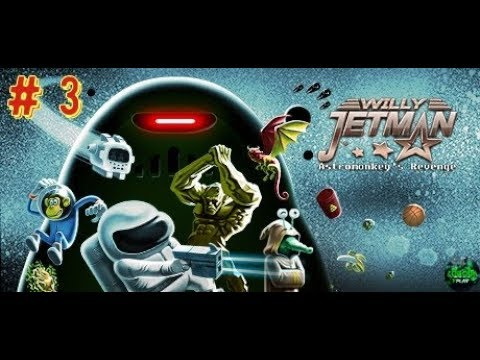 Willy Jetman: Astromonkey´s Revenge |Прохождение на PS 4 pro|: часть 3 -  Sector 1-6