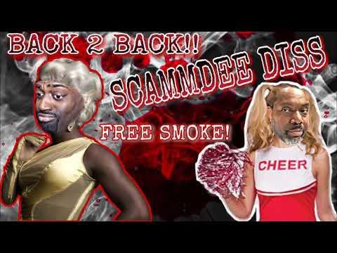 BACK 2 BACK FREESTYLE (DAMMNDEE/MR.SKINNY DISS)