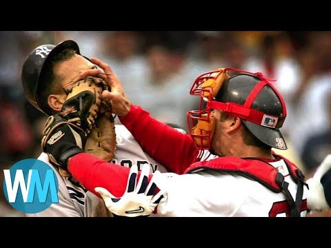 Top 10 CRAZIEST Sports Brawls Ever