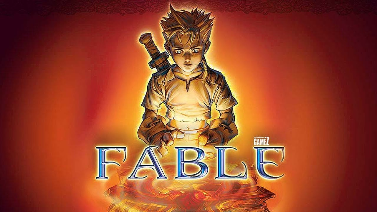 Fable The Lost Chapters Hd Teaser Trailer Youtube
