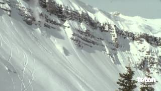 Skier does 100 foot front flip and stomps the landing thumbnail