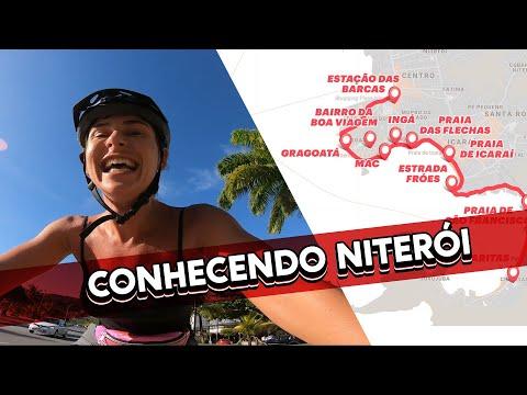 Rolê De Bike Em Niterói #FiqueEmCasa E Pedale #Comigo [#Partiu]