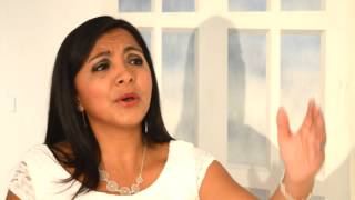 Paola Aranda presenta su CD Parte de mí