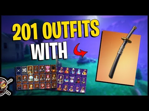 The Most Universal Back Bling | Wolfpack on 201 Outfits - Fortnite Cosmetics