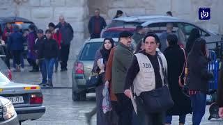استنفار في فلسطين بعد تسجيل إصابات بفيروس كورونا - (5/3/2020)