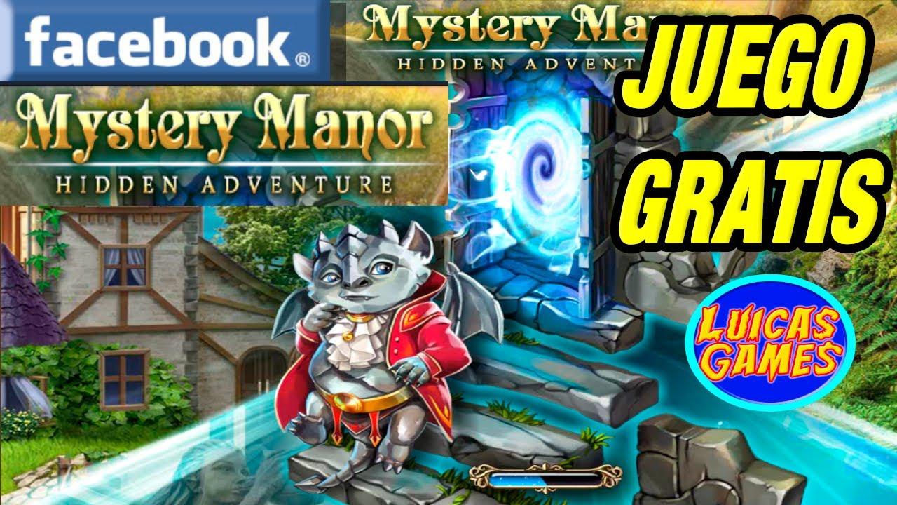 Mistery Manor Hidden Adventure Juego De Buscar Objetos Ocultos