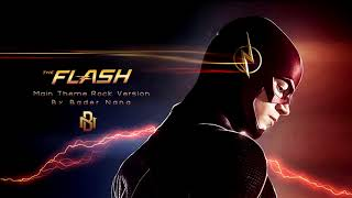 The Flash Main Theme Rock Version Cover