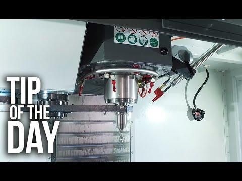 Save Time on Your Haas Mill by Pre-Staging Tools! – Haas Automation Tip of the Day