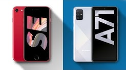 iPhone SE gegen 370€ Android-Phone: Was Samsung besser macht