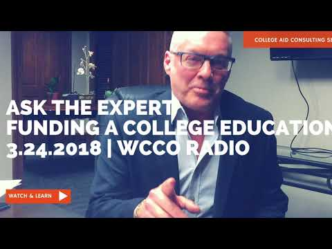 Ask The Expert | How To Fund A College Education