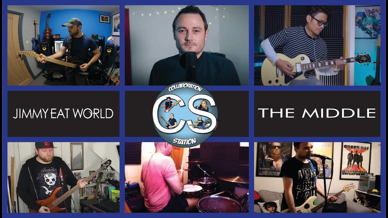 Cover: The Middle - Jimmy Eat World