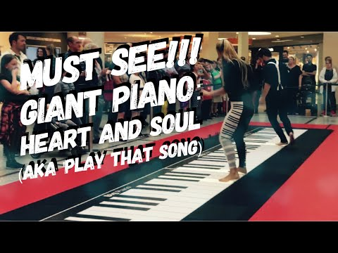 must see! lovely performance on a GIANT piano