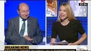 Traian Băsescu despre Theodor Paleologu: Cel mai inteligent și pregătit candidat