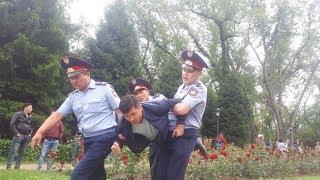 Казахстан: выборы и задержания. Часть 1 | АЗИЯ