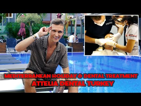 MEDITERRANEAN HOLIDAY & DENTAL TREATMENT | ATTELIA DENTAL TURKEY