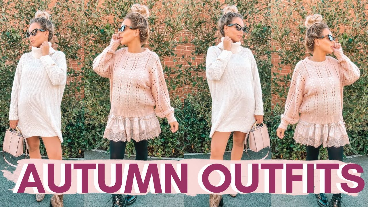 [VIDEO] - AUTUMN OUTFITS & TRY ON HAUL | Lucy Jessica Carter 9