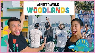 Singapore's Most Instagrammable Parks & Playgrounds?! - Woodlands #InstaWalk With MND Singapore
